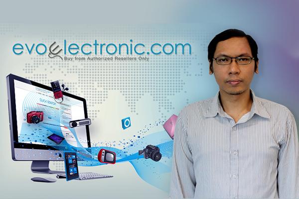 Evoelectronic.com  belanja online Perangkat Elektronik