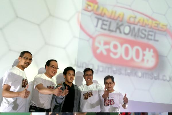 Telkomsel Bangun Industri Kreatif Digital Tanah Air