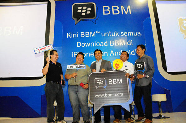Download BBM untuk Android 21 & iPhone 22 September 2013