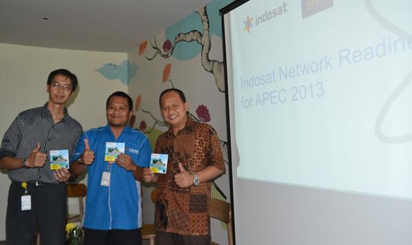 Indosat Siapkan Teknologi Terkini di APEC Bali 2013