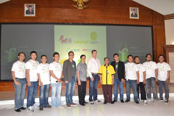 Indosat Dukung Developer Indonesia