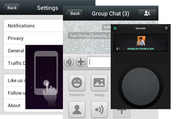 4 Fitur Utama di WeChat 5.0 yang Tidak di Temui di Messenger Lain