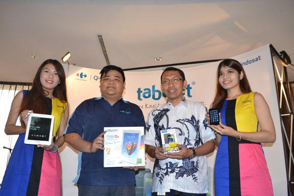 Tabulet Rilis Smartphone TS 201 & Tablet Octa Q4