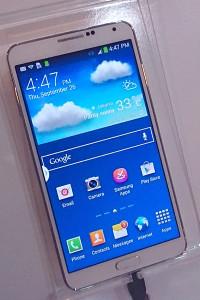 Galaxy Note 3 2