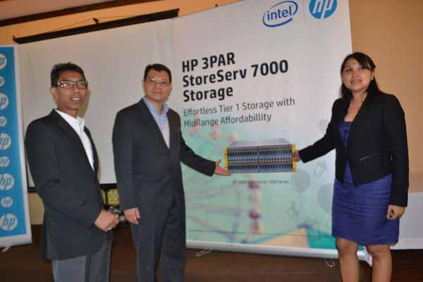 Server dan Storage  untuk Permudah TI Bisnis UKM