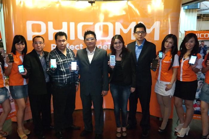 Phicomm Indonesia siap bertarung di pasar Indonesia
