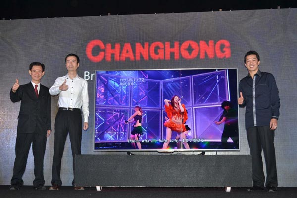 Changhong Hadirkan Smart TV 4K UHD Android