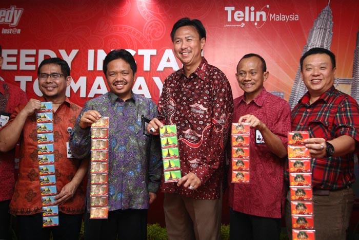 Kartu Speedy Instan akan dipasarkan di Malaysia