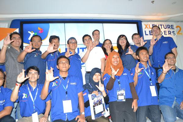 Melalui Future Leaders 2 XL Cetak Pemimpin Muda Indonesia