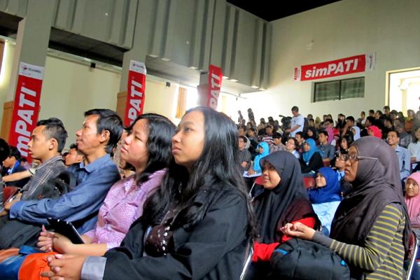 Digital Creative Indonesia Competition Roadshow-2a