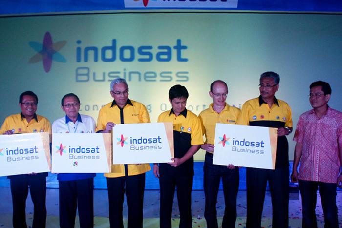 Indosat Bussiness Hadir Untuk Pasar Bisnis