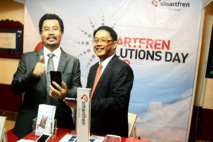 Smartfren  Bidik  Pasar Korporasi Lewat Layanan Aplikasi