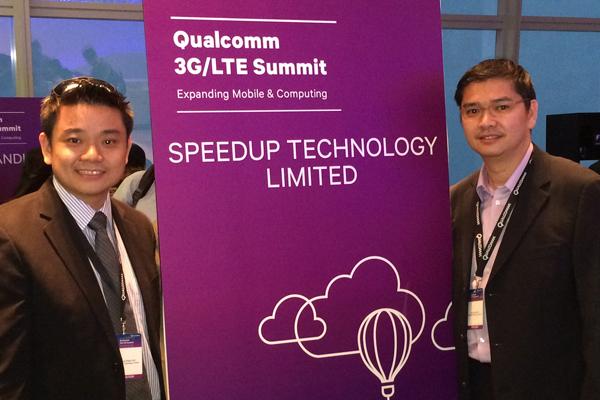 SpeedUp-at-3G-LTE-Qualcomm-summit-Hongkong ok