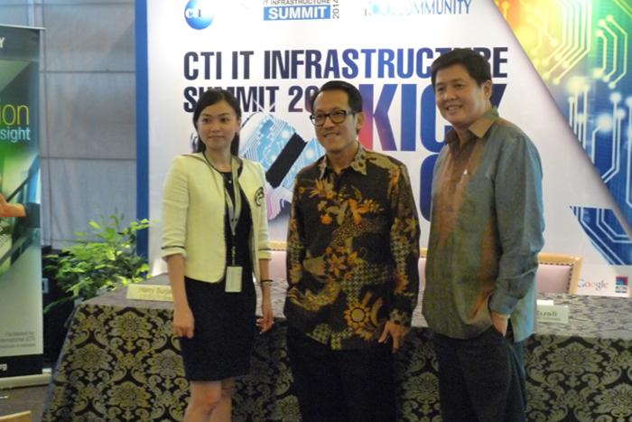 CTI Group Siap Gelar  CTI IT Infrastructure Summit 2014