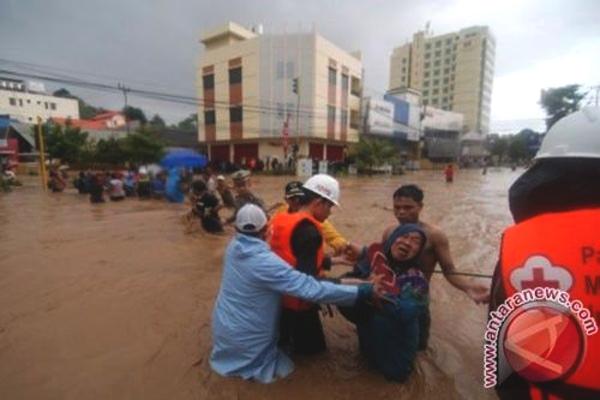 Kondisi Banjir Manado terkait layanan & aktivitas Telkomsel