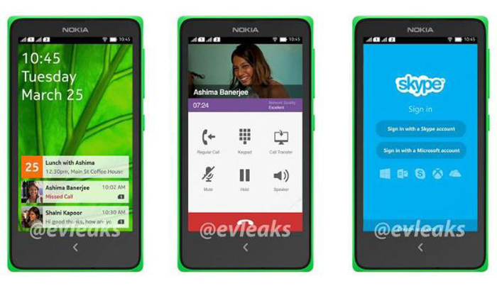 Henpon Android dari Nokia