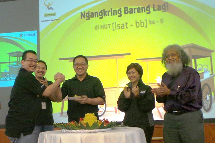 Photo of Indosat perkenalkan Paket Bundling Blackberry Jakarta & Pengembangan Aplikasi Mobile Forum ICITY di Platform BB10