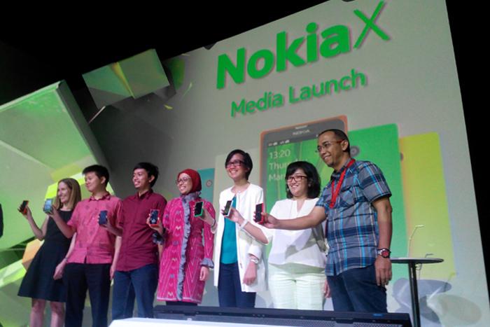 Nokia X, smartphone  Android  citarasa Microsoft