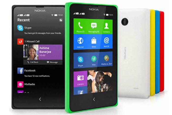 """Telkomsel dan Nokia Luncurkan """"Nokia X"""" di Indonesia"""