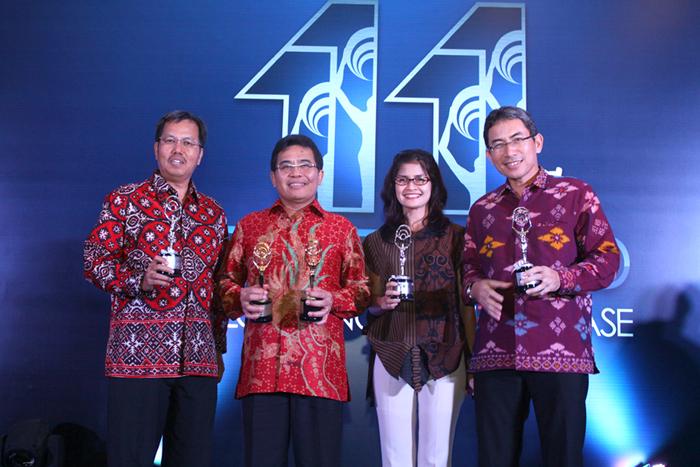 Telkomsel Raih Lima Penghargaan di Selular Award 2014