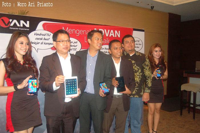 Advan Bangun Brand dengan Riset & Promosi terstruktur