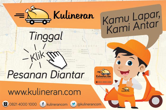 Kulineran.com Hadir Meramaikan Industri Kuliner di Yogyakarta