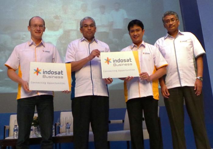 Indosat Luncurkan Berbagai Layanan Untuk  Pelanggan Bisnis