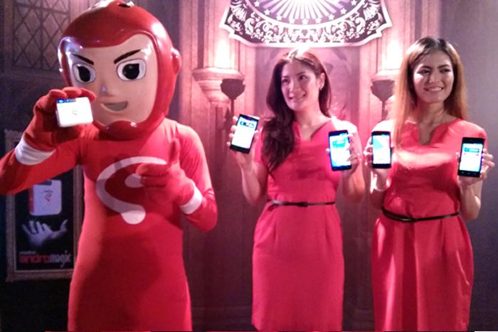 Smartfren meluncurkan 4 Smartphone canggih dengan fitur terkini