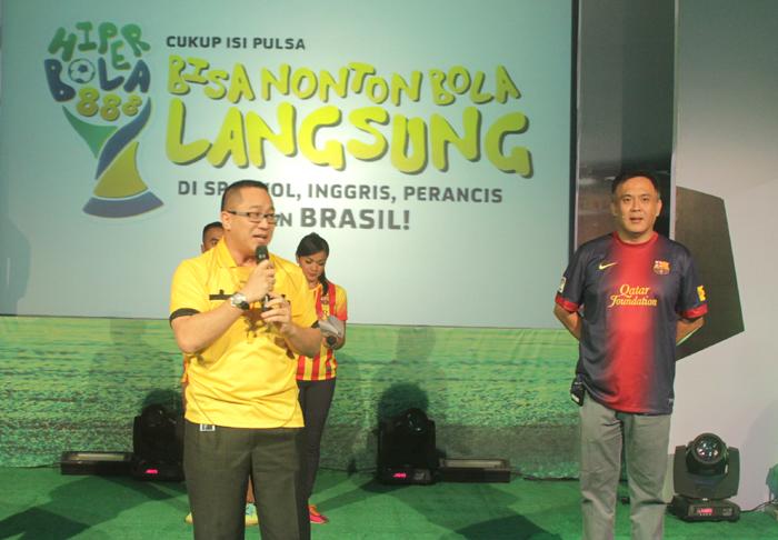 HiperBOLA 888 Indosat untuk Pencinta Sepakbola