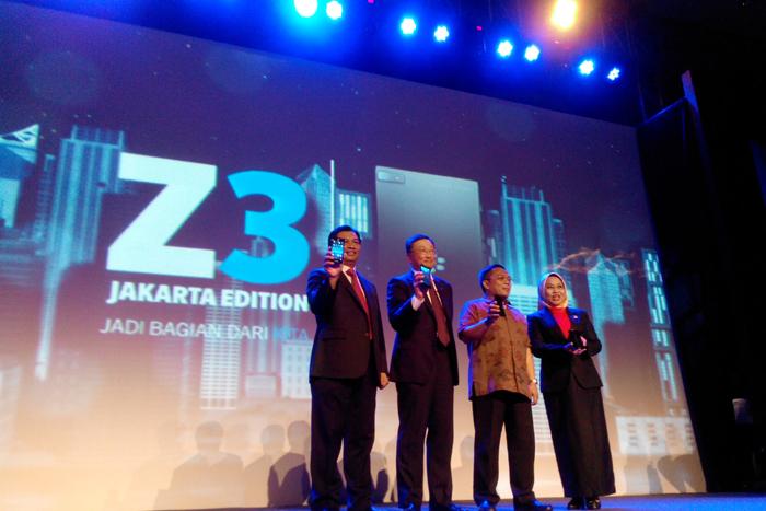 BlackBerry Luncurkan BlackBerry® Z3 yang dirancang untuk Indonesia