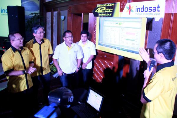 Indosat 42Mbps - 2