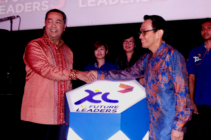 "XL Persembahan ""XL Future Leaders 3"""