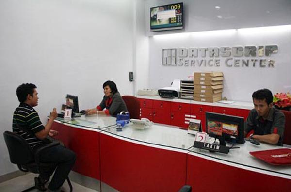 Datascrip Service Center Hadir di Medan ok