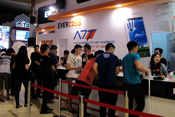 Paket Menarik dari EVERCOSS di Pekan Raya Jakarta