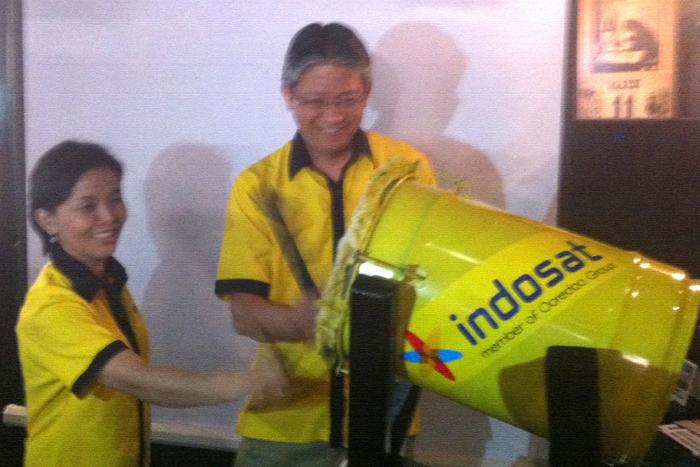 Indosat Poin Senyum yang Baru, Bikin Nikmat