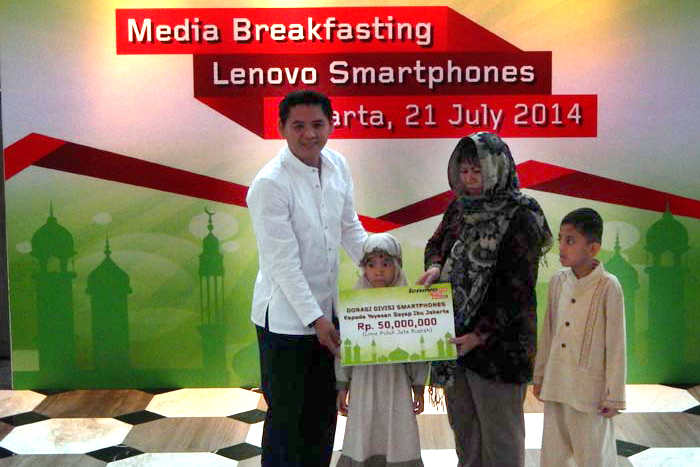Lenovo Kejar Target Pertumbuhan di 37 Kota Besar di Indonesia