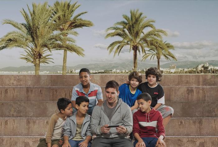 Ooredoo mengajak Wujudkan Keajaiban bersama Leo Messi