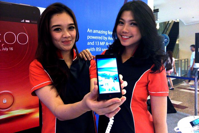 Smartphone ZTE Nubia Z5S mini Terjual 1000 Unit