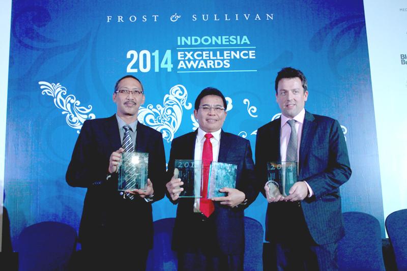 Empat Penghargaan buat Telkomsel