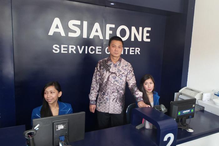 Untuk Kenyamanan Pelanggan, Asiafone  Tambah  15 Service Center