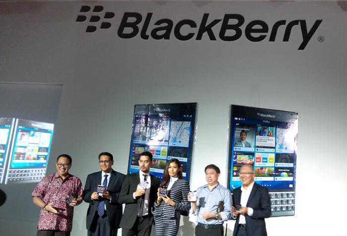 BlackBerry Passport masuk Pasar Indonesia