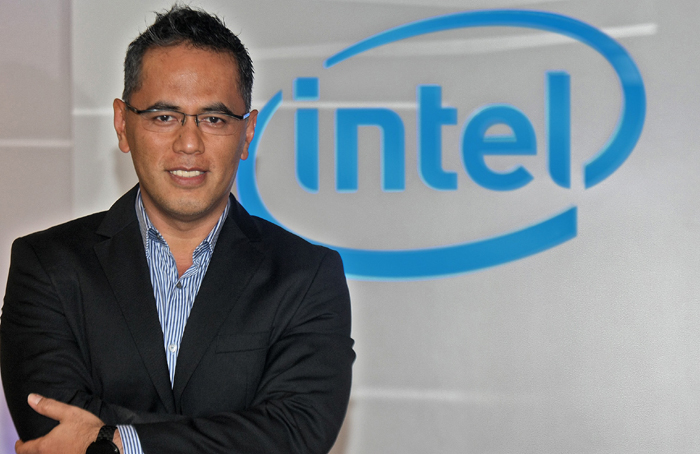 Harry K. Nugraha, Country Manager Baru Intel Indonesia