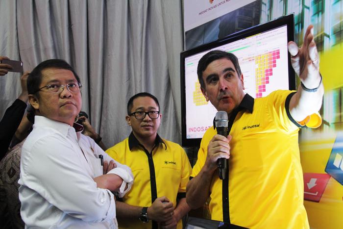 """SUPER 4G-LTE"" Indosat Ngebut hingga 185 Mbps"