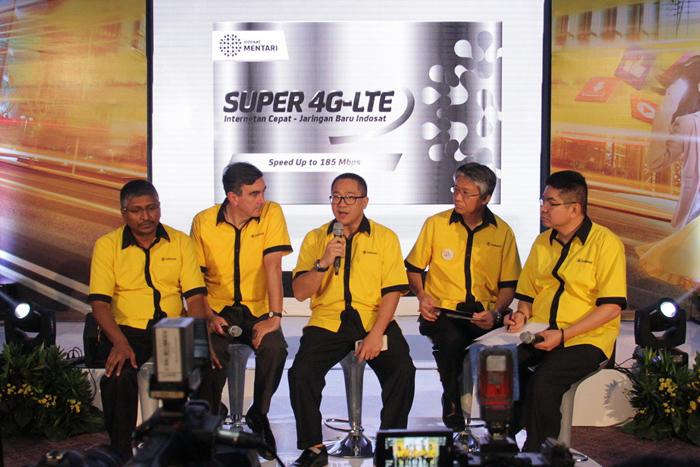 Indosat LTE 4G 3 oke