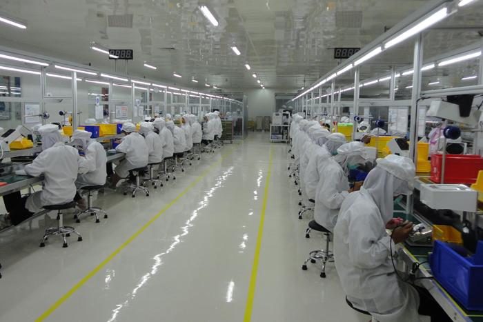 Pabrik Polytron 3