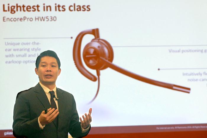 Headset Kinerja Tinggi untuk Pusat Pelayanan Pelanggan Yang Lebih Cerdas