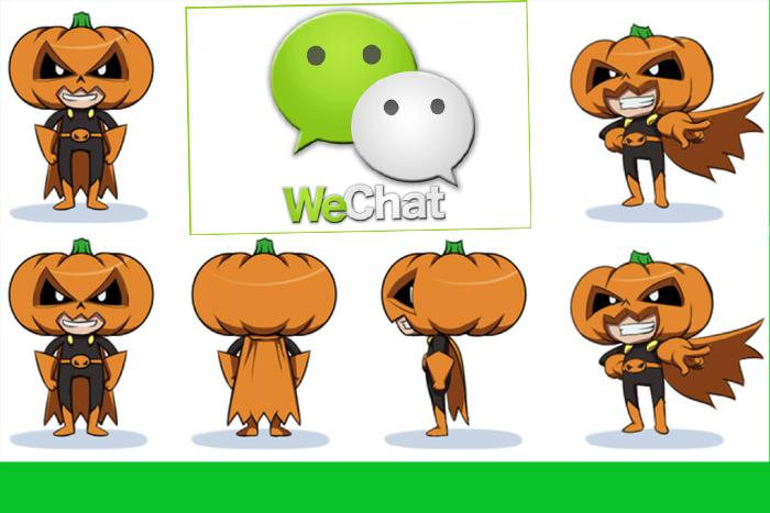 3 Cara Seru Merayakan Halloween di WeChat