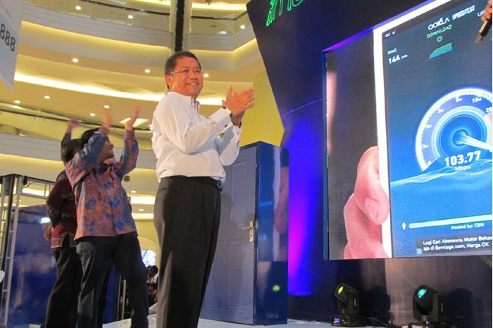 Pertama di Indonesia, Real Mobile 4G-LTEdari XL