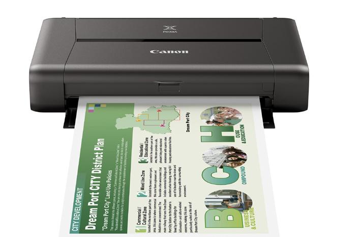 Printer Portabel Berteknologi Wi-Fi, Solusi Hadapi Mobilitas Tinggi