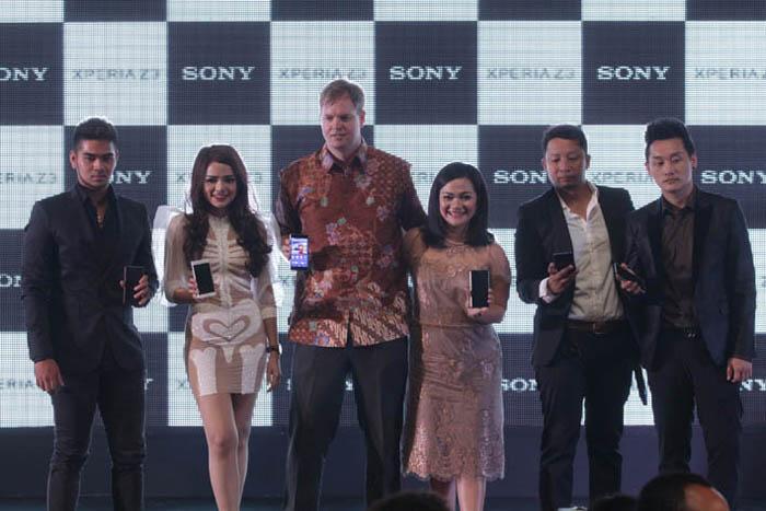 Sony Xperia Z3, henpon dengan Tingkat Ketahanan Air Tertinggi